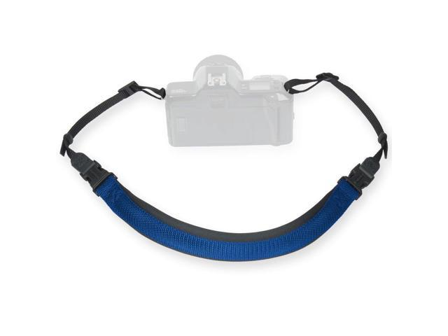 OP/TECH USA ENVY 3/8' CAMERA STRAP - ROYAL (3/8' Webbing Connectors)  MPN: 3804332