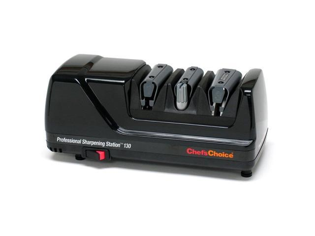 Chefs Choice 0130501 M130 Professional Sharpening Station - Black