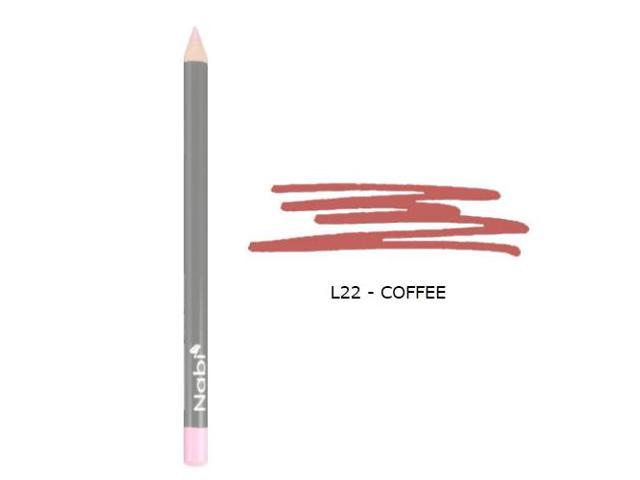 (3 Pack) Nabi Cosmetics Lip Pencil Coffee