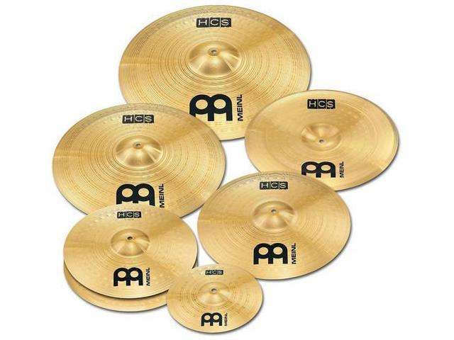 Meinl HCS Super Pack