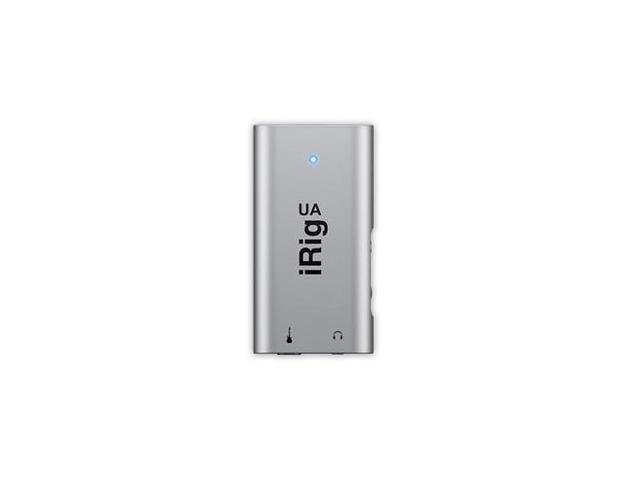 IK Multimedia iRig UA Guitar Effects Processor and Interface for Android Devices