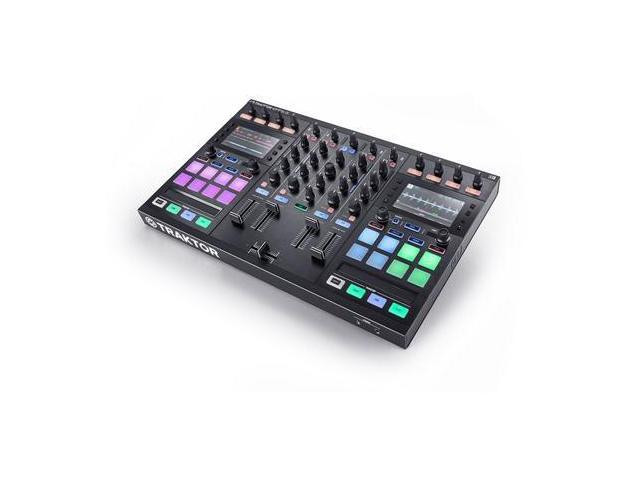Native Instruments TRAKTOR Kontrol S5 4-Channel DJ System