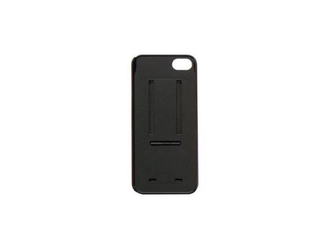 Cirago IPC1501BLK Carrying Case for iPhone 5 - 1 Pack - Retail Packaging - Black - OEM