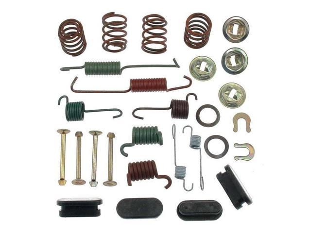 Carlson Quality Brake Parts H7251 Brake Combination Kit