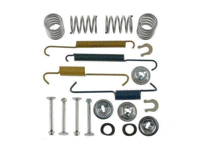 Carlson Quality Brake Parts 17317 Brake Combination Kit