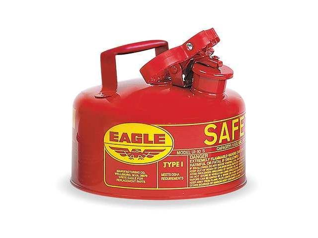 Eagle Mfg 258-UI-10-S 1Gal Safety Can
