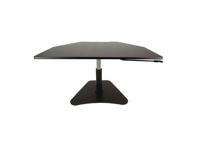 VICTOR DC200 Adjustable Monitor Stand, Up to 16-3/4inL