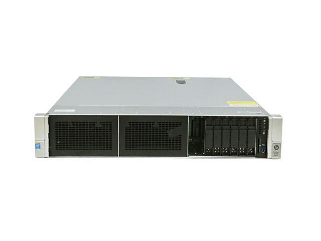 HP ProLiant DL380 Gen9 Rack Server/Workstation Systems                                   Xeon 32GB None ship standard; Up to 24+2 x SAS/SATA/SSD Hard drives (with optional rear SFF drive cage) 803861-