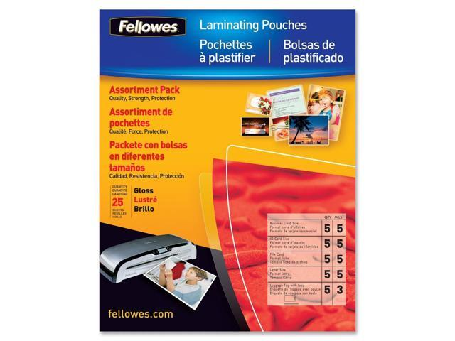 5201804 Fellowes Fellowes Laminating Pouch