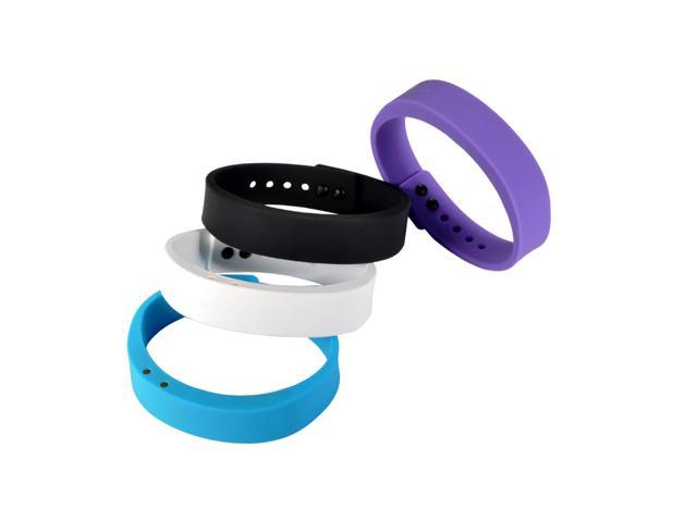 Bluetooth V4.0 Smart Pedometer Wristband Bracelet with Sports  Sleep Tracking Compatible for Both IOS and Android