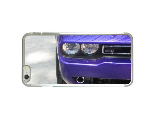 2010 to 2014 Dodge Challenger Purple Apple iPhone 6 / 6S Phone Case