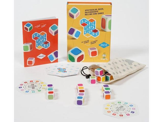 Spectracube Game - Family Game by Funnybone Toys (CS00308)