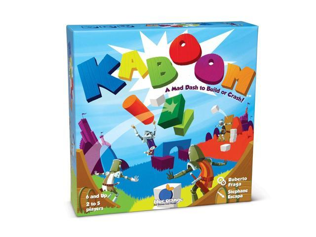Kaboom - Active Game by Blue Orange Games (02700)