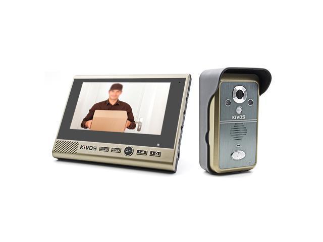 Wireless Motion Sensor Door Intercom System Door Wifi Camera Video Door Phone Dual Audio Video Intercom