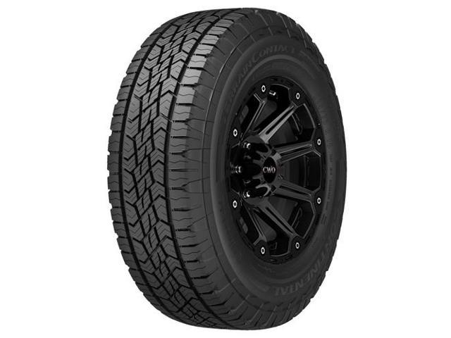 LT285/60R20 Continental Terrain Contact A/T 125S E/10 Ply BSW Tire
