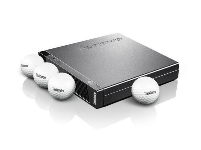 Lenovo ThinkCentre M83 10E9000RUS Desktop Computer - Intel Core i3 i3-4130T 2.90 GHz - Tiny - Business Black