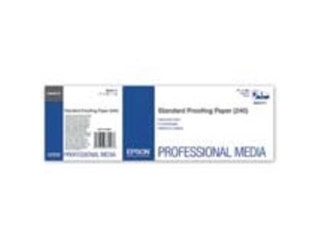 Epson Proofing Paper - 44 X 100 Ft - 240 G/m - Semi Matte -