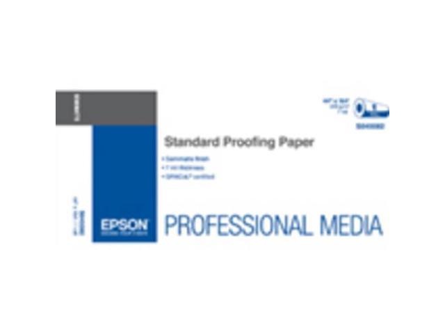Epson Proofing Paper - 44 X 164 Ft - Glossy