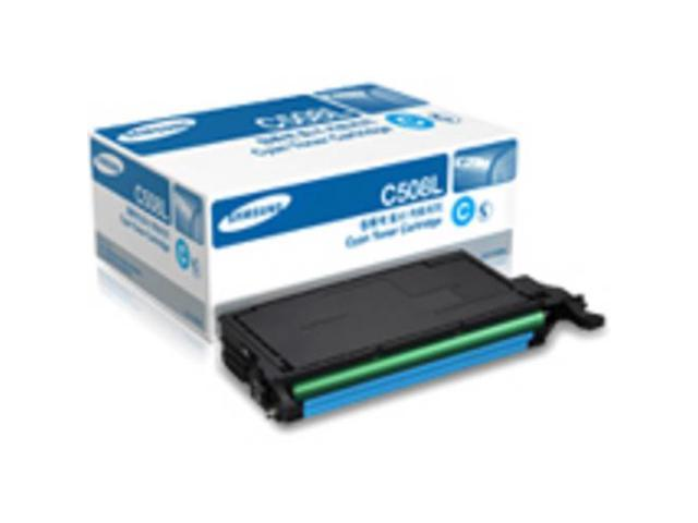 SAMSUNG CLT-C508L/SEE Accessories - Printers/Scanners/Faxes