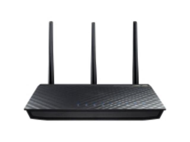 Asus Rt-ac66u Ieee 802.11ac  Wireless Router - 2.48 Ghz Ism