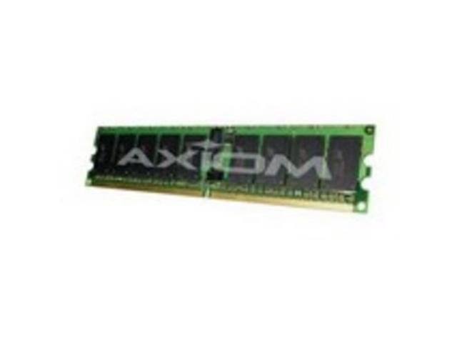 Axiom 4GB 240-Pin DDR2 SDRAM ECC Registered DDR2 667 (PC2 5300) Server Memory Model AX2667R5V/4G