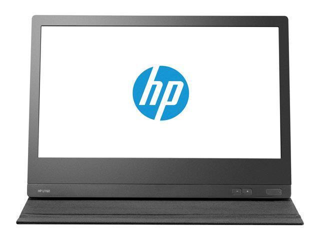 "HP Black 15.6"" 12ms LED Backlight LCD Monitor"