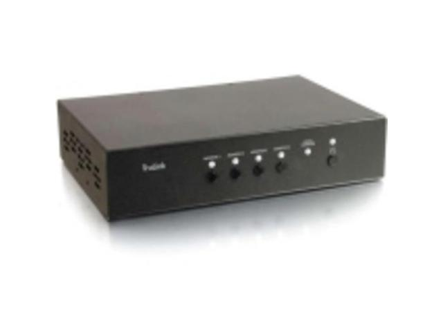C2g Trulink Hdmi Over Cat5 Extender Four Port Box