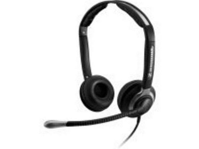 Over-the-Head CC550 Binaural Premium Headset with Ultra Noise Canceling Microphone