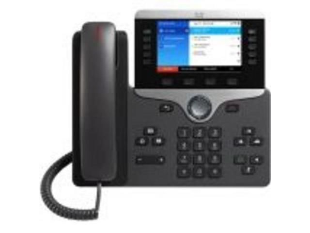 Cisco 8861 Ip Phone - Cable - Wall Mountable, Desktop -