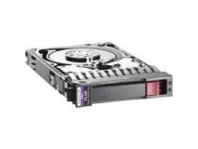 Hp 450 Gb 2.5 Internal Hard Drive - Sas - 15000 Rpm - 1