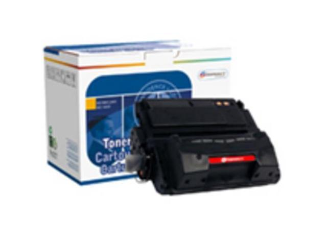 Compatible Micr Cartridge, Black, Page Yield:20000 For Hp