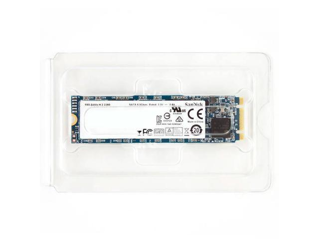 SanDisk SD8SNAT-256G-1122 Z400s M.2 2280 256GB SATA III Internal Solid State Drive (SSD)