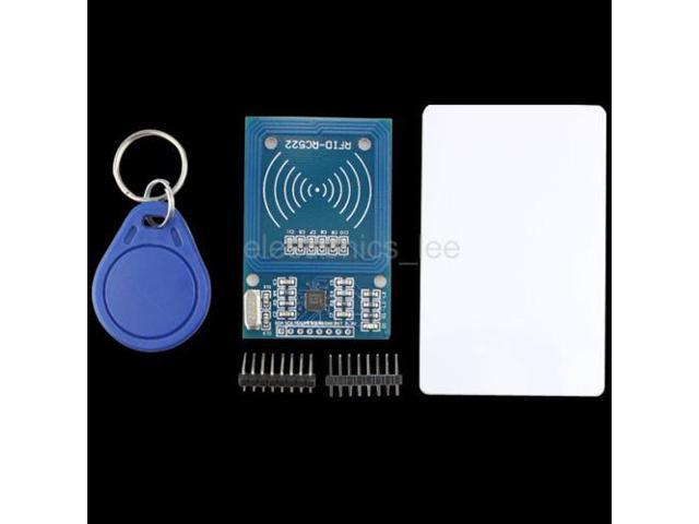 MFRC-522 RC522 RFID RF IC Reader card Proximity module with S50 card key