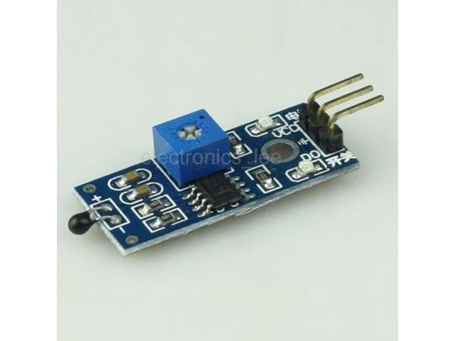 Thermal Temperature Switch Sensor Module Thermistor