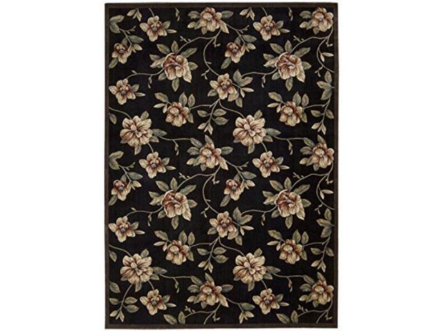 Nourison Cambridge Black Area Rug