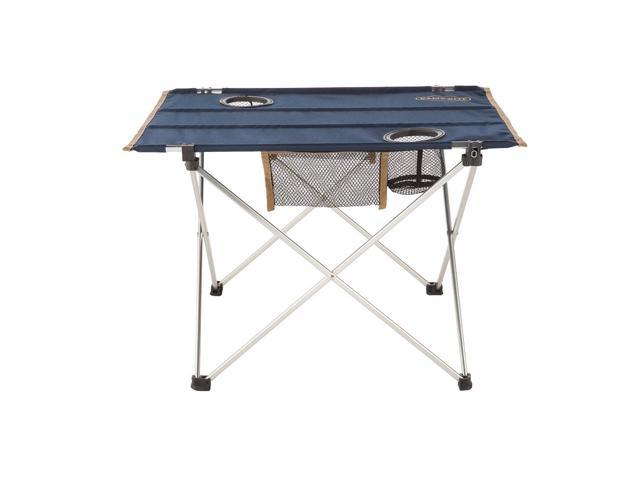Kamp Rite Blue Ultra Lite Table, Includes Carry Bag