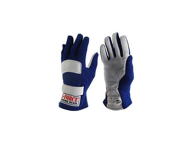 G-FORCE 4101XLGBU G5 Racing Gloves