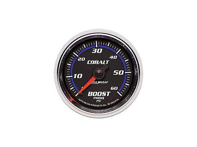 Auto Meter Cobalt Mechanical Boost Gauge