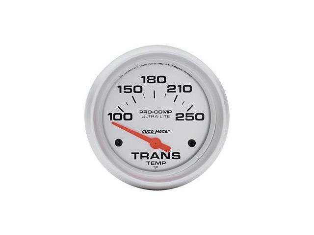 Auto Meter Ultra-Lite Electric Transmission Temperature Gauge