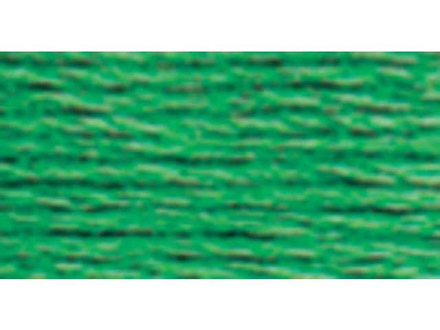 DMC Pearl Cotton Skeins Size 3 - 16.4 Yards-Medium Emerald Green
