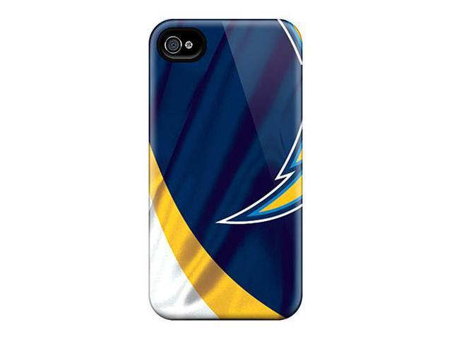 Hot New San Diego Chargers Case Cover For Iphone 4 4s With