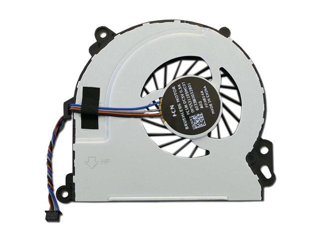 SODIAL New For HP Envy 15-J000 15-J100 Series Laptop CPU Cooling Fan 720235-001
