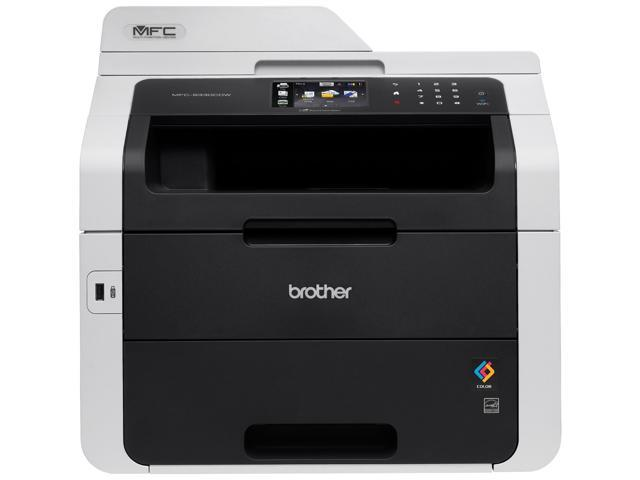 brother MFC-9340CDW MFC / All-In-One Up to 23 ppm 600 x 2400 dpi Color Print Quality Color Digital Color LED Printer