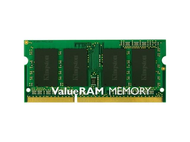 Kingston ValueRAM KVR13S9S6-2 DDR3-1333 SODIMM 2GB-256Mx64 CL9 Notebook Memory