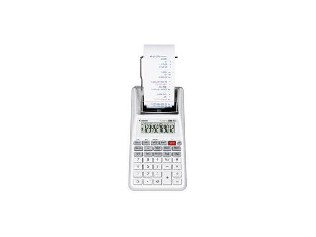 Canon P1-DHV-G Printing Calculator