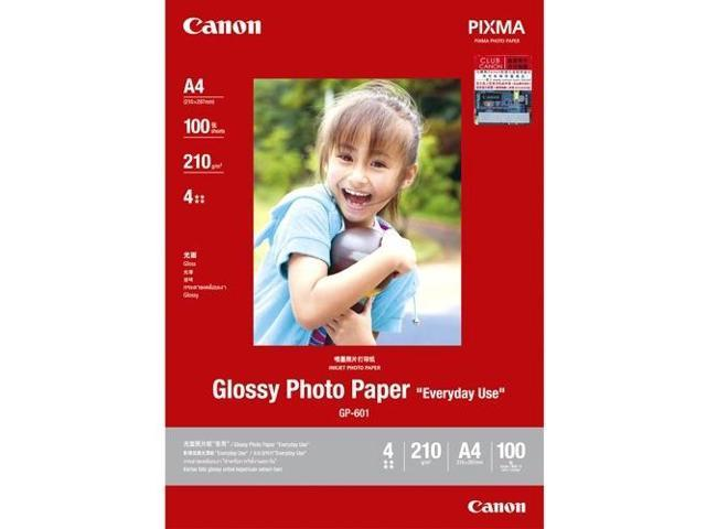 Canon Glossy Photo Paper GP-601 Photo Paper