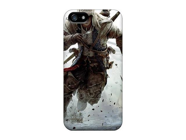Iphone High Quality Tpu Case/ Assassins Creed 3 Connor ...
