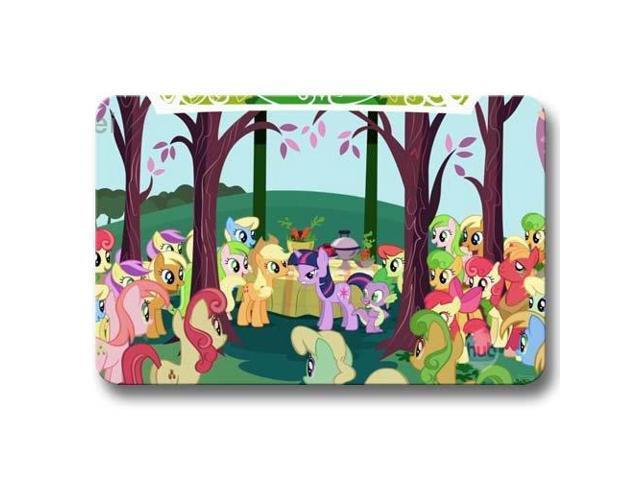 Floor mats my little pony friendship is magic non slip for My little magic door