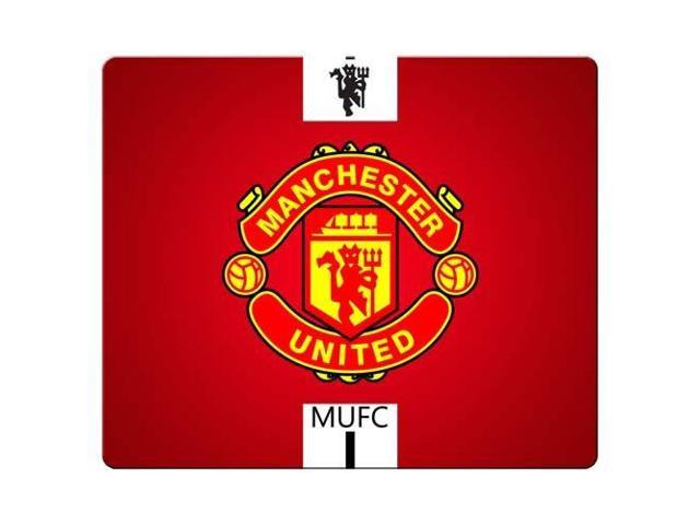 gaming mouse mat cloth & rubber waterproof durability Manchester United 8