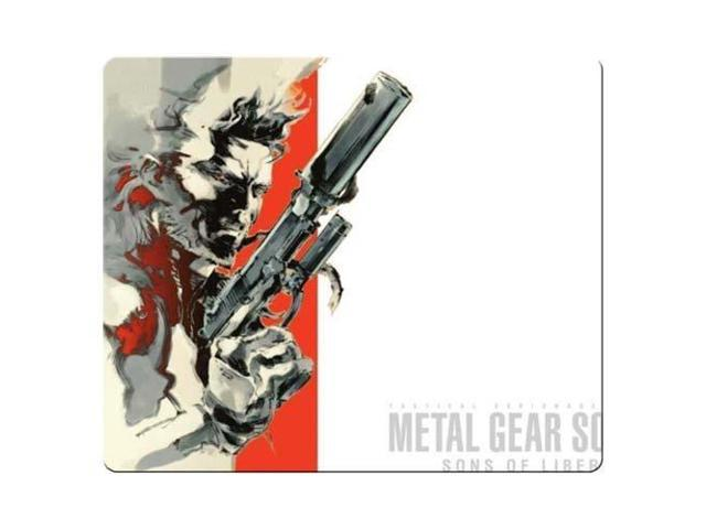 game Mouse Mat cloth / rubber Non-skid permanent Metal Gear Solid 9